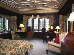 Lewtrenchard Manor Hotel, Lewdown, Devon